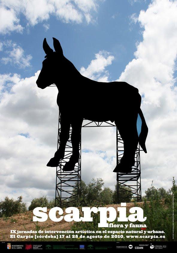 Cartel-Scarpia Nos vemos en Scarpia