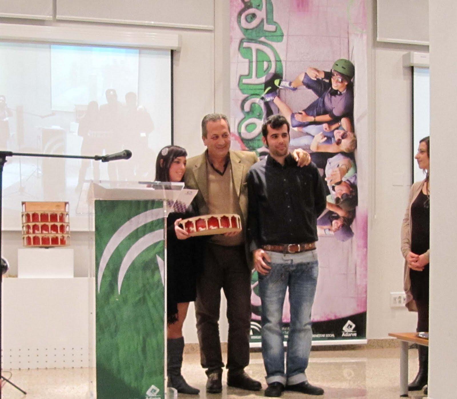 IMG_4142 Entregados los premios Córdoba Joven 2010