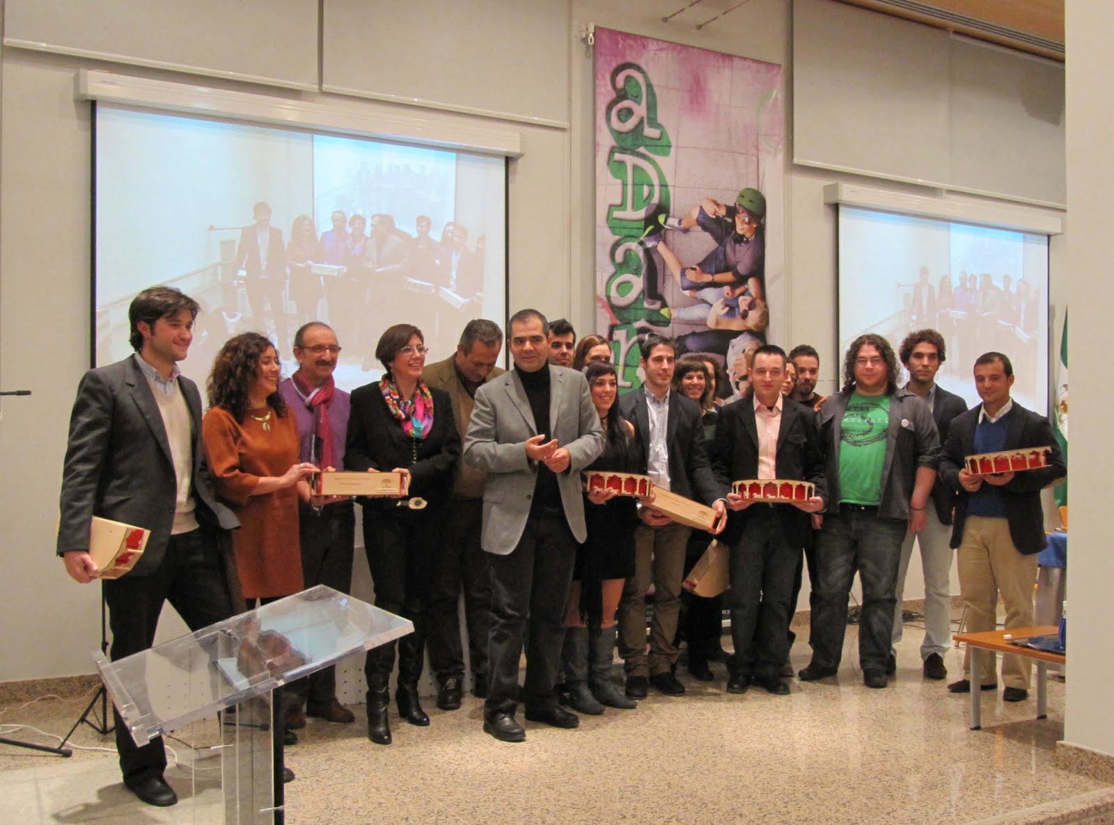 IMG_4174 Entregados los premios Córdoba Joven 2010