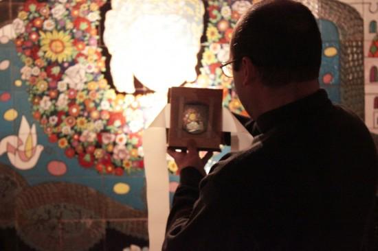 2-550x366 Taller Creación artística y artilugios ópticos, en LA CASA AZUL