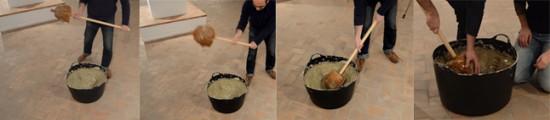 creando el molde